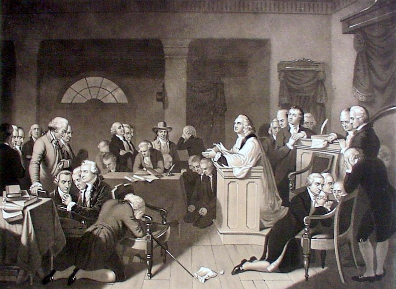 The-first-prayer-in-congress-1774
