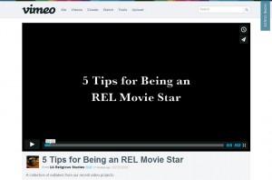 REL Movie Star