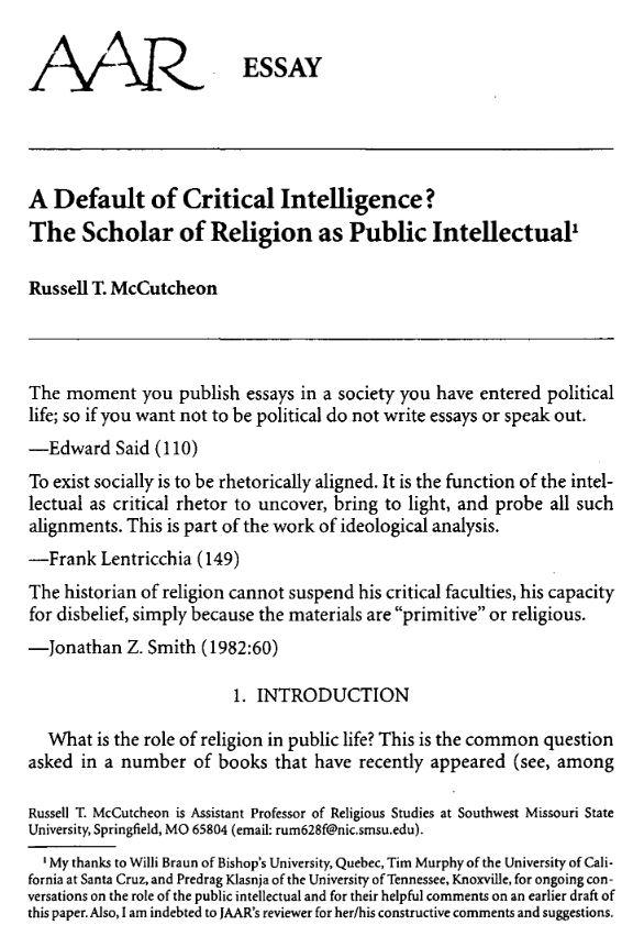 criticalintelligence