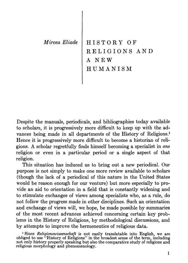 newhumanism