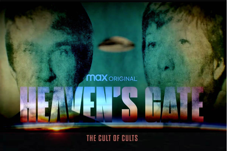 HBOMax promotional image for its Heavens Gate documentary