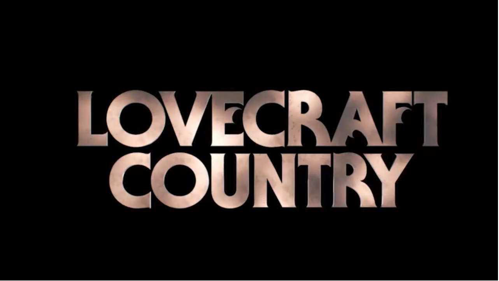 Logo from the TV show Lovecraft Country