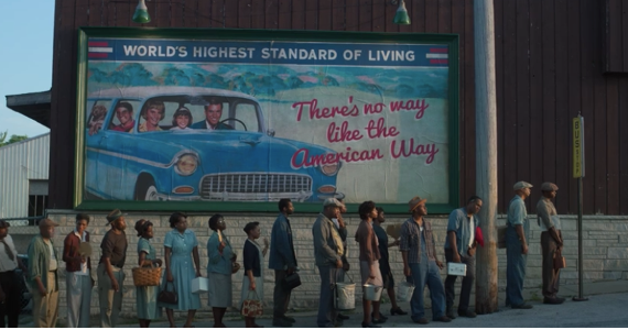 American Dream builboard