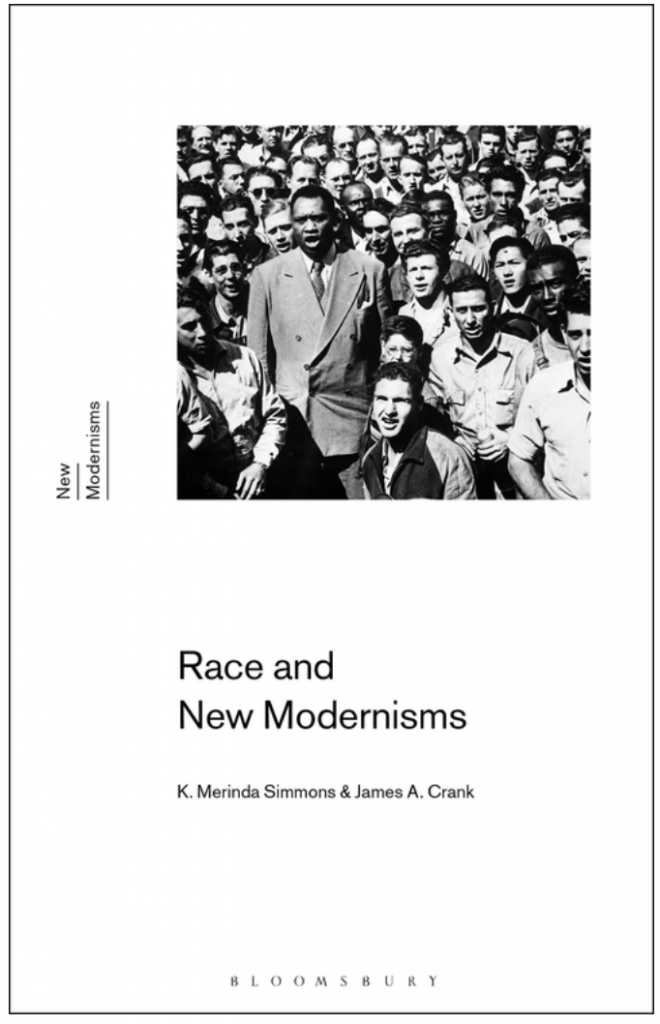 Book cover of Race and New Modernisms