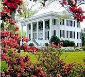 the UA President's Mansion