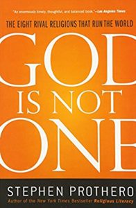 God Is Not One book cover