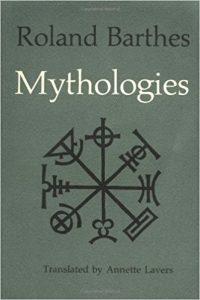 Mythologies cover