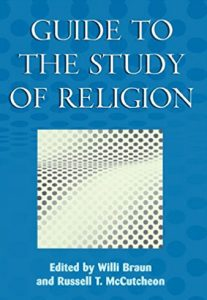 Guide to the Study of Religion cover