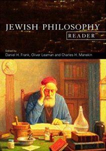 Jewish philosophy cover