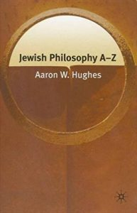 Jewish Philosophy a-z cover