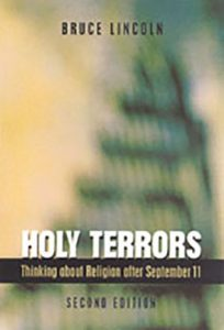 Holy Terrors cover