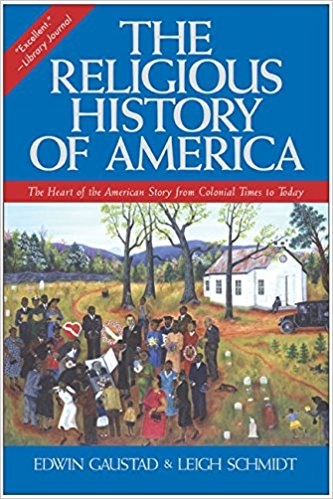 The Religious History of America cover