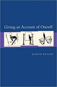 Giving an Account of Oneself cover