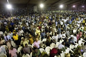 Church Service at a Nigerian Pentecostal Church