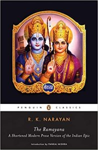 Cover of The Ramayana