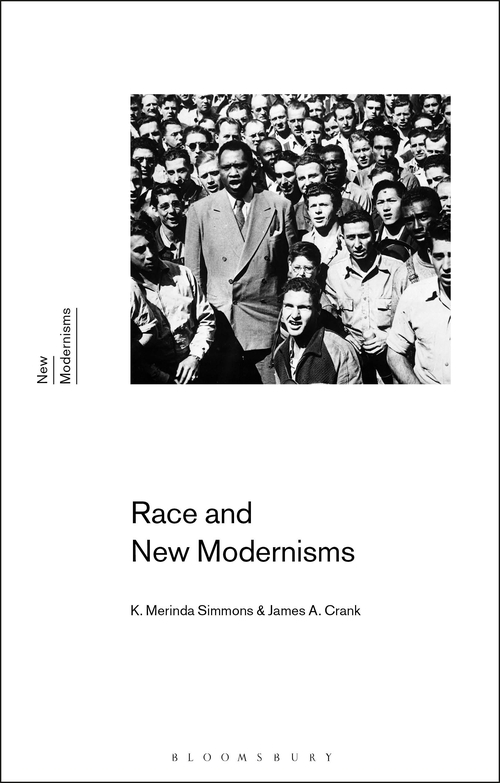 Cover Image for Race and New Modernisms