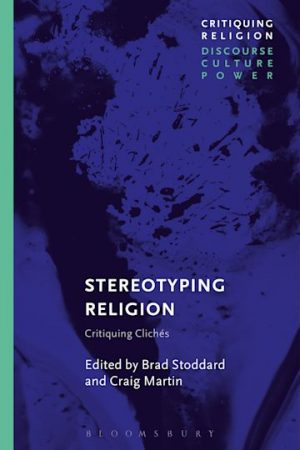 Book cover for Stereotyping Religion